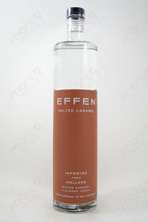 Effen Salted Caramel Vodka 750ml