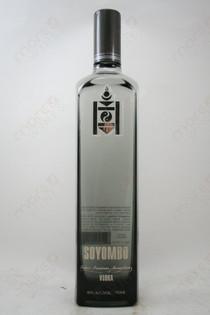 Soyombo Vodka 750ml