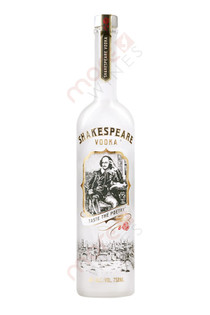Shakespeare Vodka New Bottle 750ml