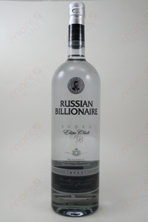 Russian Billionaire Vodka 1L