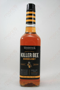 Woodstock Killer Bee Bourbon & Honey 750ml