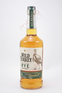 Wild Turkey Rye Whiskey 750ml