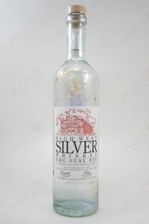 High West Silver Rye Whiskey 750ml