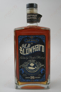 Old Blowhard 26 Year Old Whiskey 750ml