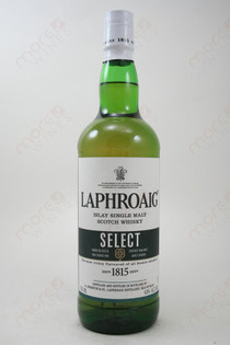 Laphroaig Select Whiskey 750ml