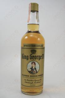 King George IV 750ml
