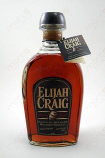 Elijah Craig Barrel Proof Kentucky Straight Bourbon Whiskey 750ml.