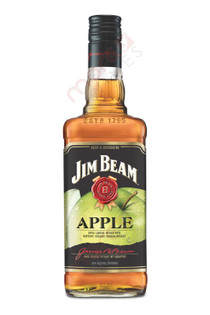 Jim Beam Apple Infused Bourbon Whiskey 750ml