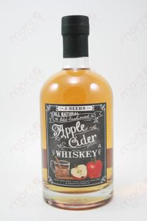 J.Seeds Apple Cider Whiskey 750ml