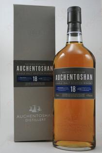 Auchentoshan Single Malt Scotch Whisky 18 Year Old 750ml