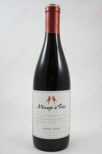 Menage a Trois Pinot Noir 2012 750ml