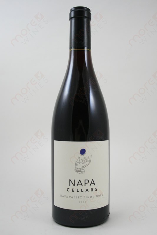 Napa Cellars Pinot Noir 2012 750ml & Napa Cellars Pinot Noir 2012 750ml - MoreWines