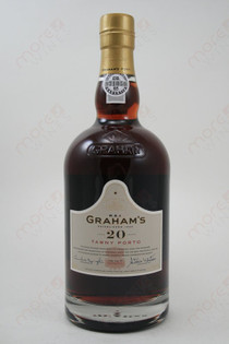 Graham's 20 Year Old Port 750ml