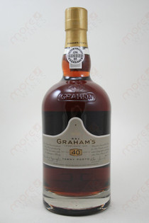 Graham's 40 Year Old Port 750ml
