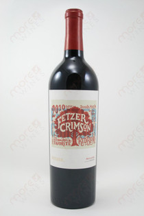 Fetzer Crimson Red Blend 2010 750ml