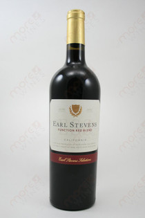 Earl Stevens Red Blend 2012 750ml