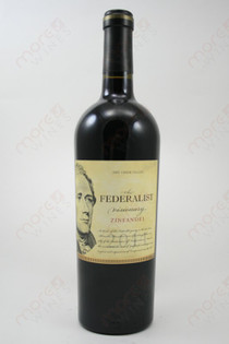 The Federalist Zinfandel 2011 750ml
