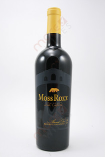 Moss Roxx Lodi Ancient Vine Zinfandel 750ml