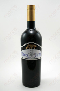 Moss Roxx Lodi Ancient Vine Zinfandel 2012 750ml