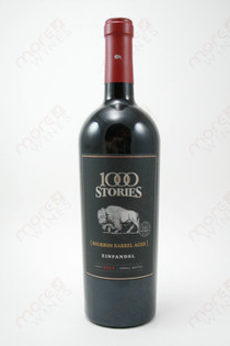 1000 Stories Bourbon Barrel Aged Zinfandel 750ml