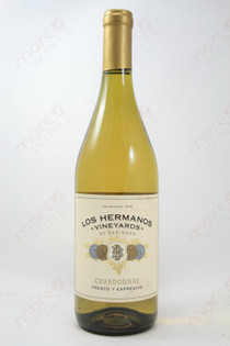 Los Hermanos Chardonnay 750ml