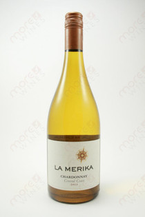 La Merika Central Coast Chardonnay 2013 750ml