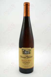 Chateau Ste Michelle Harvest Select Sweet Riesling 2013 750ml