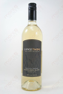 Lange Twins Sauvignon Blanc 2011 750ml