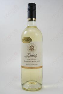 Babich Sauvignon Blanc 2013 750ml
