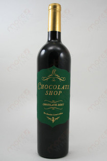Chocolate Shop Chocolate Mint 750ml