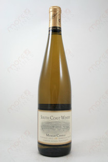 South Coast Winery Muscat Canelli 750ml