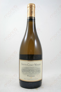 South Coast Winery Viognier 2012 750ml
