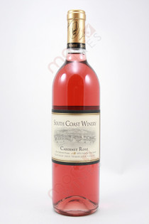 South Coast Winery Cabernet Rose 2013 750ml