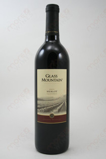 Glass Mountain Merlot 2011 750ml