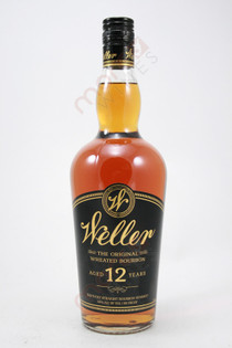 W.L. Weller 12 Year Old Whiskey 750ml