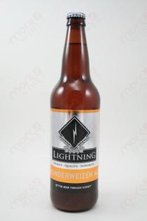 Lightning Thunderweizen Ale 22fl oz