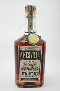Pikesville 110 Proof Straight Rye Whiskey 750ml