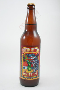 Lost Coast Brewery Sharkinator White IPA 22fl oz