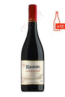 Riunite Lambrusco Case