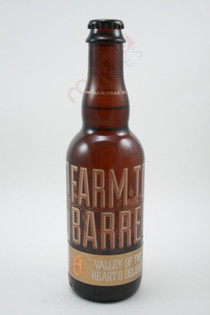 Almanac Farm To Barrel Valley of the Heart's Delight Sour Blonde Ale 375ml