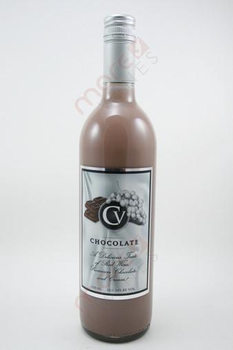 cv chocolate red wine 750ml