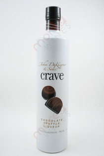 John Dekuyper & Sons Crave Chocolate Truffle Liqueur 750ml