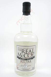 The Real McCoy 3 Year Old White Rum 750ml