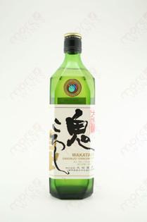 "Wakatake Daiginjo ""Onikoroshi"" Super Premium Sake 720ml"