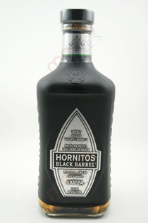 Hornitos Black Barrel Anejo Tequila 750ml