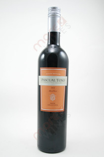 Pascual Toso Malbec 2014 750ml