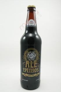 Left Coast Ale Epeteios Imperial Stout 22fl oz