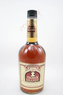 Potter's Premium Brandy 750ml