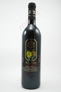 Marika Balatoni Semi Sweet Merlot 2013 750ml