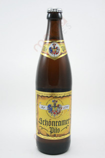 Private Landbrauerei Schonram Schonramer Pils 500ml